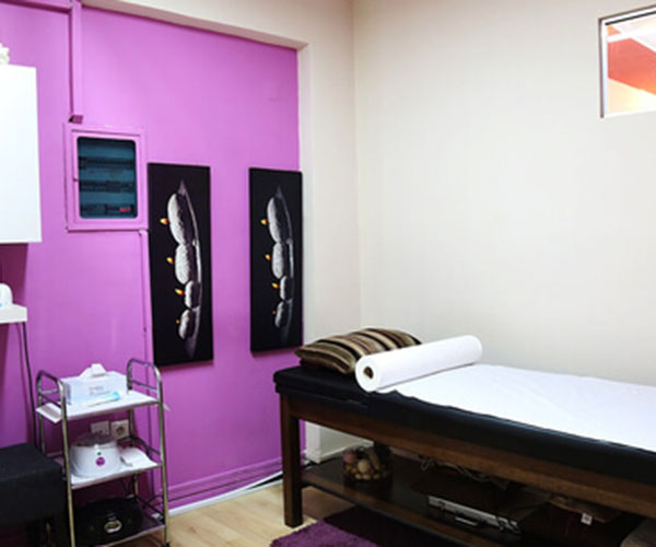 Beauty Center Solarium