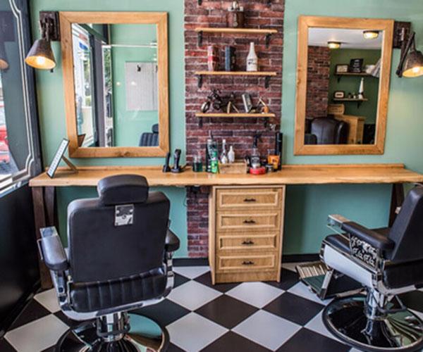 The Barbershop Club