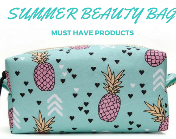 SUMMER BEAUTY BAG