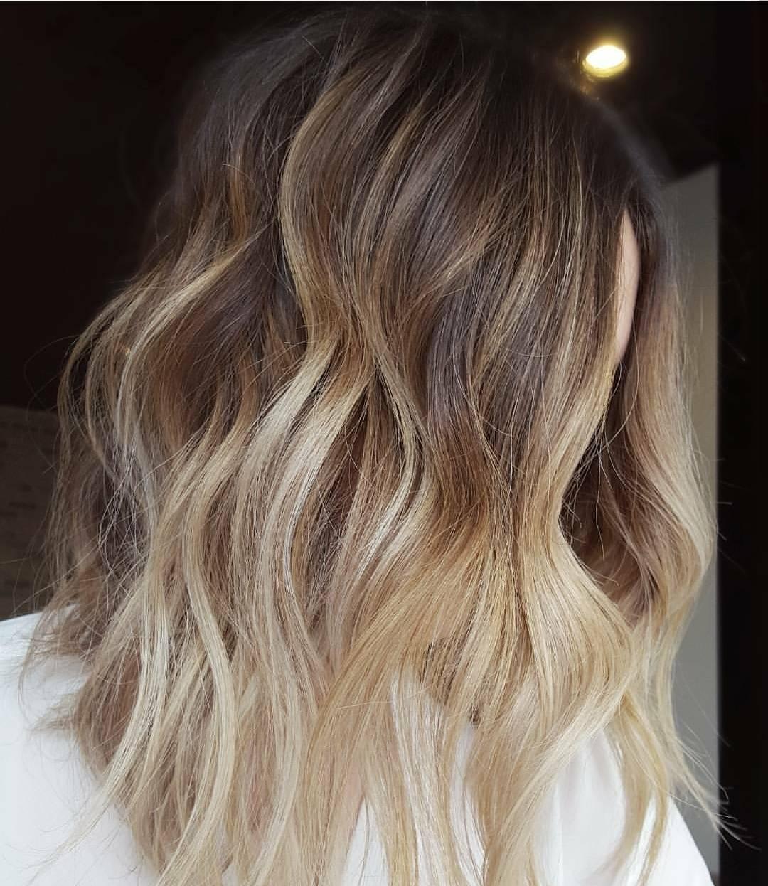 Τάσεις στο χρώμα των μαλλιών - Fallayage