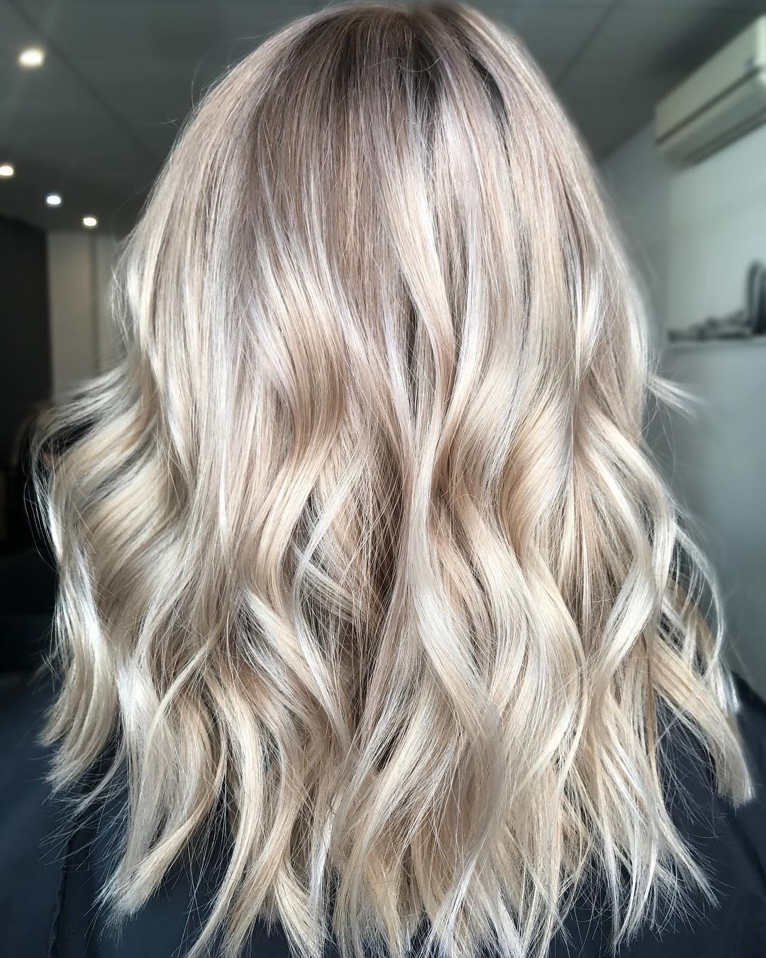 Τάσεις στο χρώμα των μαλλιών - Vanilla Milkshake