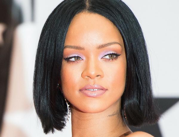 ανοιξιάτικο μακιγιάζ Rihanna