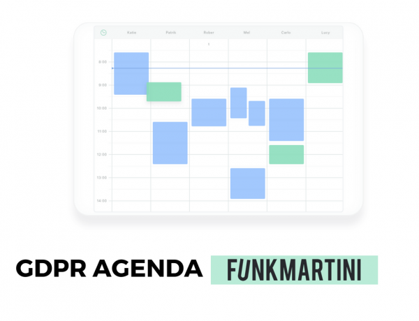 GDPR agenda