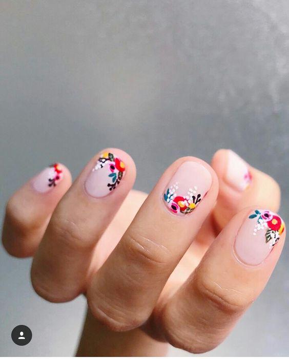 Fairynails στον Πύργο Αθηνών -manicure