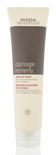 ταλαιπωρημένα μαλλιά daily hair repair