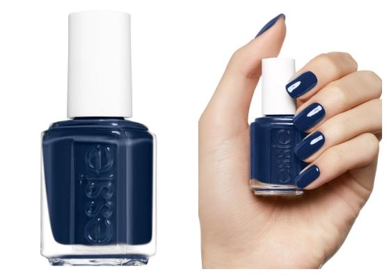 νύχια για το φθινόπωρο 2018 blue