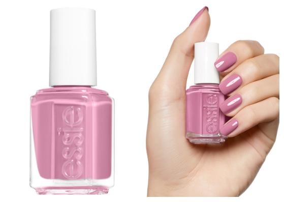 νύχια για το φθινόπωρο 2018 pink