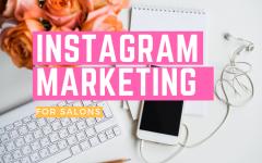 Instagram Marketing για κομμωτήρια μαιν