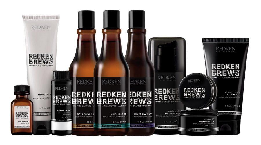 redken brew home
