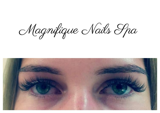 Magnifique Nails Spa Massage eyelash