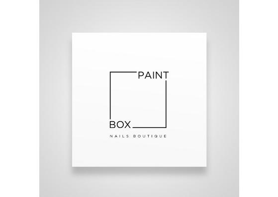 online brand paint box logo