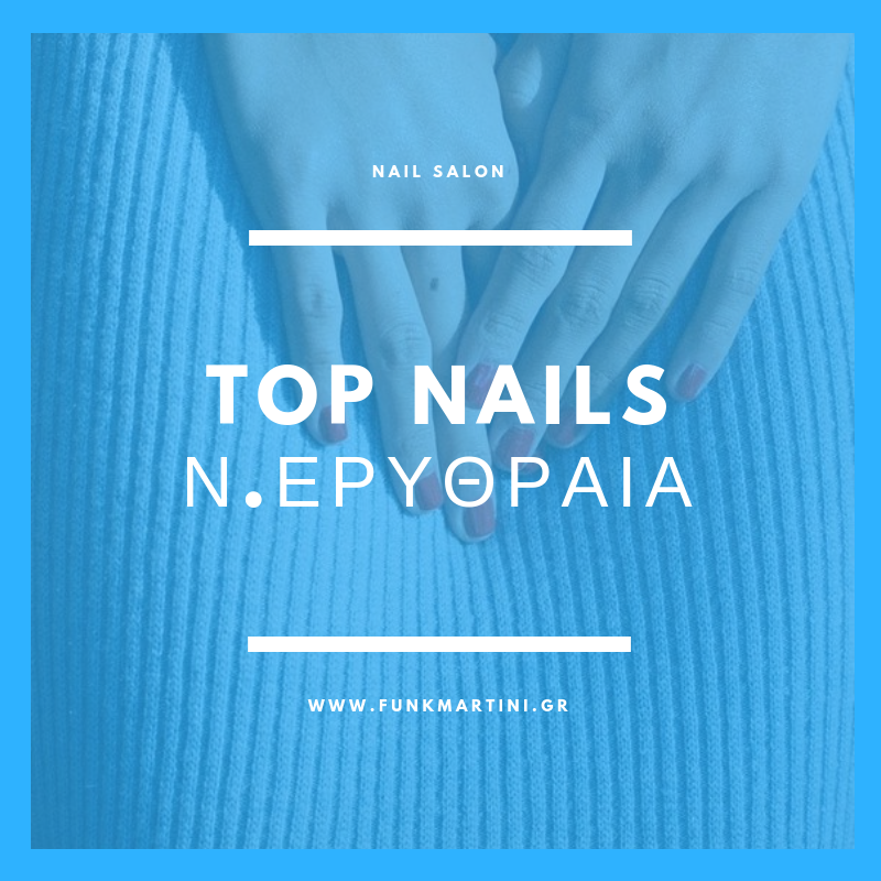 Beauty Salons - Top nails