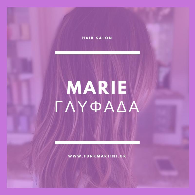 Beauty Salons - Marie