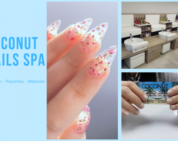 Coconut Nails Spa