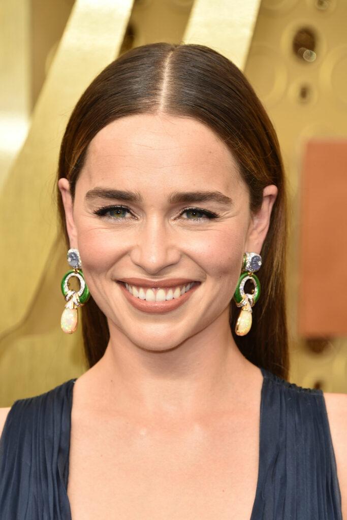 EmiliaClarke-Emmys-VogueInt-22Sept19-GettyImages