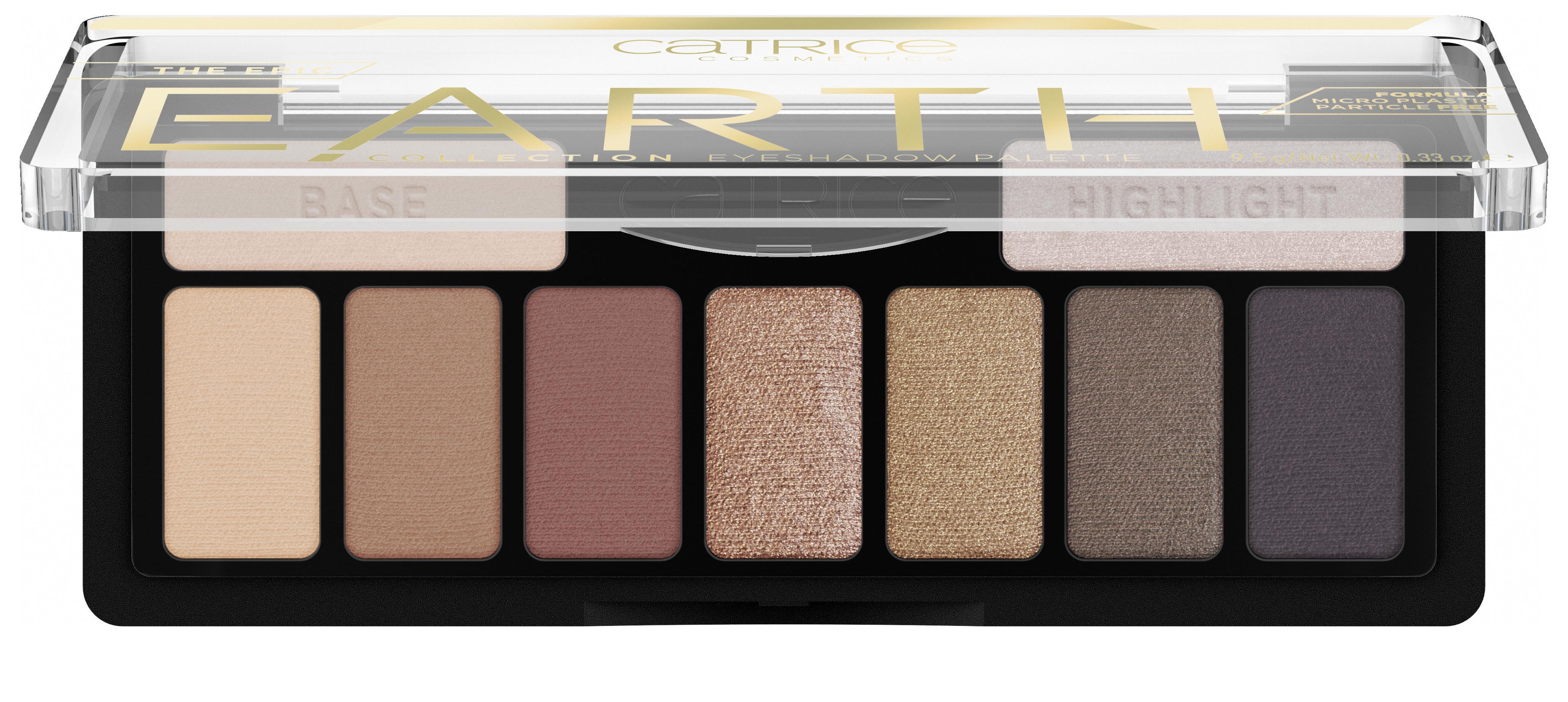 προϊόντα περιποίησης για το Φθινόπωρο - catrice palette