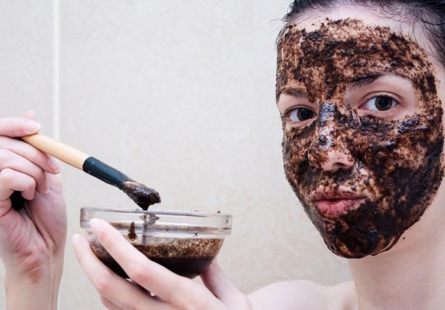 Scrub με σοκολάτα